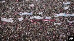 صدها هزار یمنی با برآمدن به جادهها از تشکیل شورای عالی رهبری حمایت کردند
