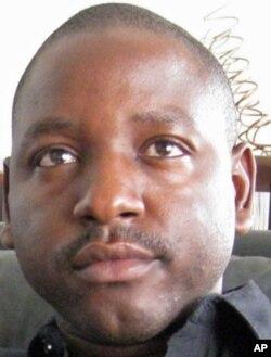 Egídio Vaz Raposo, analista político moçambicano