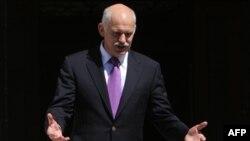 Kryeministri i Greqisë Jorgo Papandreu