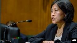Торгова представниця США Кетрін Тай (архівне фото)