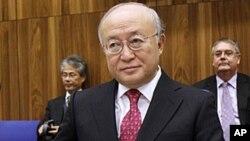 عالمی جوہری ادارے کے سربراہ یوکیا امانو
