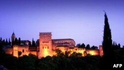 Thành phố cổ kính Granada