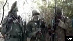 Yan kungiyar Jama'atu Ahlisunnati Lidda a wati wal Jihad (Boko Haram)