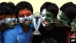 ভারত পাকিস্তানের খেলার প্রাক্কালে কড়া নিরাপত্তা ব্যবস্থা