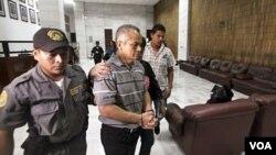 El ex integrante de las fuerzas especiales Kaibil de Guatemala, Pedro Pimentel Ríos, fue condenado a 6.060 años de prisión.