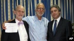 Estados Unidos reiteró su pedido de liberación para Alan Gross, el contratista estadounidense condenado en Cuba a 15 años de cárcel por supuesto espionaje.