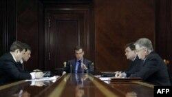 МИД Грузии: заявление Медведева «цинично» и «провокационно»
