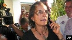 La periodista española Salud Hernández-Mora, que había sido secuestrada por el grupo rebelde ELN hace seis días, fue liberada.