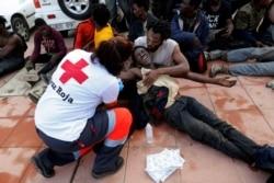 Trabalhadores da Cruz Vermelha nao querem Isabel dos Santos - 2:07