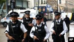 برطانیہ : دہشت گردی کی منصوبہ بندی کا شبہ، مزید چار افراد گرفتار