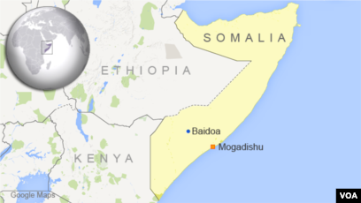 Two Blasts In Somali Town Kill At Least 15