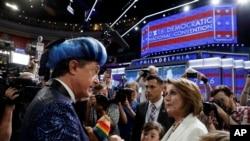 Taron jam'iyyar Demokrat a Philadelphia