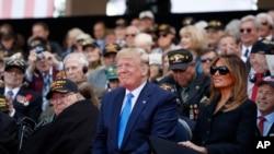 ABD Başkanı Donald Trump ve First Lady Melania Trump