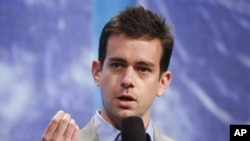 Su-osnivač Twittera Jack Dorsey (File Photo)