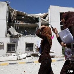 Libijci beže od nasilja u toj zemlji