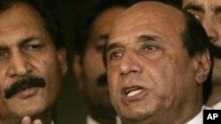 انتصاب والی جدید پنجاب توسط رییس جمهور پاکستان