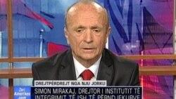 Intervistë me zotin Simon Mirakaj