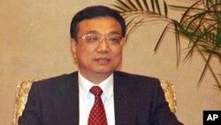 中國副總理李克強(資料圖片)