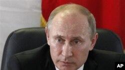 ولادیمیر پوتین؛ رئیس جمهوری روسیه