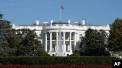 资料照:美国白宫