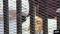 Mübarek, Haziran ayında ömürboyu hapis cezasına çarptırıldı