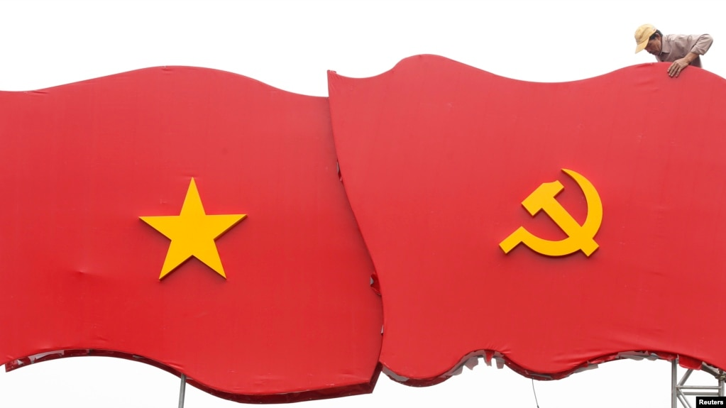 Quốc kỳ và Đảng kỳ của Việt Nam
