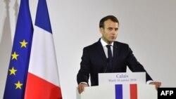 Serokê Fransa, Emmanuel Macron