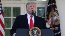 La côte de popularité de Donald Trump à son plus haut niveau