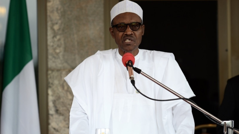 Nigerian President Vows to Let Up in Efforts to Rescue Chibok Girls
