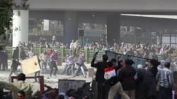 تقابل هواداران و مخالفان حسنی مبارک و چشم انداز آینده بحران مصر