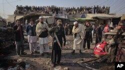 کشته شدن 29 نفر در انفجارات پاکستان