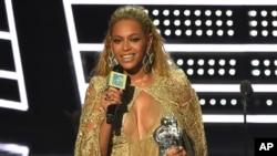 بیانسه در مراسم اهدای جوایز