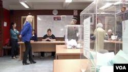 Arhiva - Glasanje na izborima u Srbiji