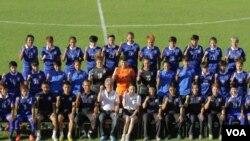Thai women Soccer Team