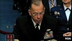Mullen dijo que los servicios de inteligencia de Pakistán usan a Haqqani para actuar en Afganistán contra las fuerzas afganas y de la coalición.