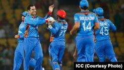 تیم ملی کرکت افغانستان پس از حذف یک بازیکن هانگ کانگ