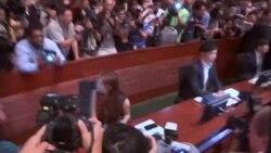 香港本土议员宣誓风波上演政治对决大戏