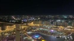 Jonli efir: Tungi Toshkent