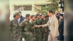 انتخابات ریاست جمهوری پيش روی سوریه