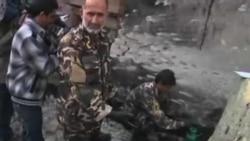 自杀炸弹手袭击北约阿富汗军营