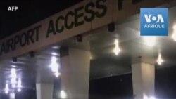 L'aéroport de Lagos paralysé par les manifestants