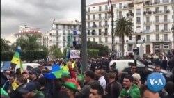 Algérie : manifestations pour le 9e vendredi consécutif