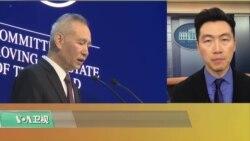 VOA连线(黄耀毅):白宫:刘鹤不会与川普见面,将见财长等人