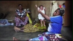 Burkino Faso's 'Miracle Baby' Survivor of Bullet Wound