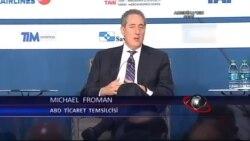 'Türkiye TTIP'le İlgili Kaygılarında Haklı'