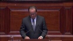 Hollande demande une résolution du Conseil de sécurité de l'ONU contre l'EI
