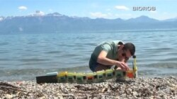 """สวิตเซอร์แลนด์ส่ง """"หุ่นยนต์ปลาไหล"""" ตรวจสอบคุณภาพน้ำ"""