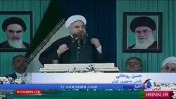 روحانی: طرف ما در مذاکرات اتمی کنگره آمریکا نیست