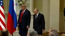 Pertemuan AS dan Rusia di Helsinki
