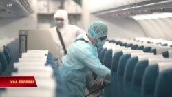 Ngành hàng không Việt Nam bị thiệt hại vì dịch corona